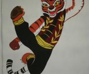 Tigress from
