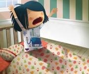 Alice si sveglia