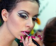 Make up burlesque