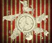 Steampunk Clockwork Theatre
