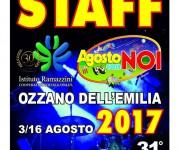 STAFF PASS 2017