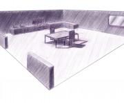 sketch - cucina 2