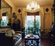 salotto in stile ottocento - Napoli