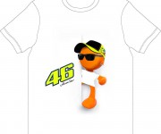 Contest T-shirt for Valentino Rossi