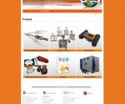 Sito web scs concept
