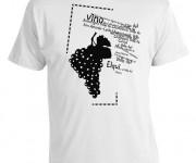 T shirt  vinos