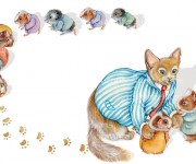 gatti cavie