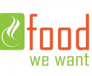 logo  food we want