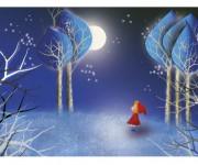 Cappuccetto Rosso nella notte