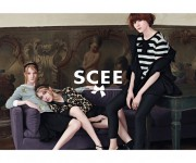 SCEE by TWIN-SET Autumn Winter 2014/15