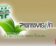 Promo Card Pharmavision Croce a Led per Farmacia