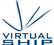 LOGO VIRTUAL SHIP
