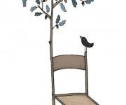 Sedia quercia