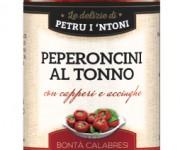 Etichetta PEPERONCINO AL TONNO