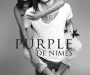 Purple DeNimes - ss2014