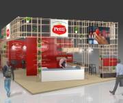 Petti Stand Tuttofood Cliente: A_AD studio