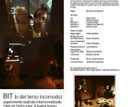 Scenografia - BIT Delirio a due di E. Ionesco