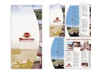Studio e realizzazione logo e  brochure