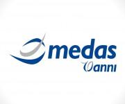 Logo per Medas 10 anni 02
