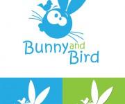 Logo Bunny and Bird