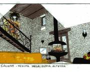 prospettiva salone - Abruzzo