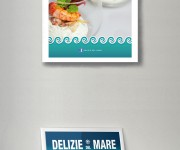 Delizie del mare_allestimento negozio