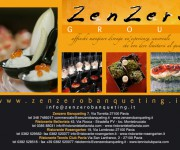 pagina pubblicitaria per Zenzero Group