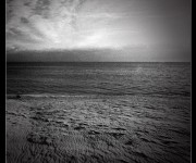 black and white near the sea - 04b_w-al