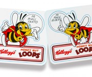 Kellogg's > Honey Nut Loops - Bee