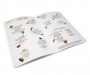 brochure A4 1 piega