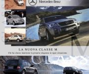 Adv Mercedes Classe M