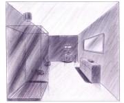 sketch - bagno