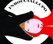 INBOCCAALLUPO -  copertina - collana I libri del tubo - I tubolibri - I libri nel tubo - protetti da Patamu.com