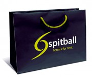 Spitball Shopping Bag