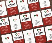 Corporate Identity - 20 Ways Business Paper