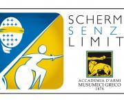 Logo SCHERMA SENZA LIMITI