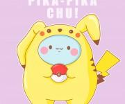 Pikachu wannabe