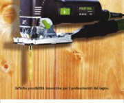 Festool > Seghetto alternativo