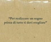Biglietto Enrico Esma - retro