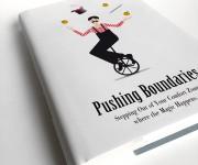 Cover Book Pushing Boundaries ©FormanuovaStudio