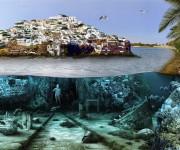 Progetto: Messina Leggende, tradizioni e Taiuni -  La città sommersa di Risa di FLC