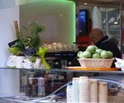 Frutteto Viel Milano - dettaglio vetrina gelati