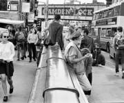 Market of Camden Town London