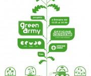 Locandina Workshop centro Minganti - Green Army