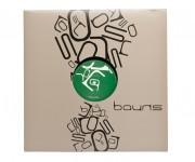 cliente:BAUNS MUSIC | graphic design and concept