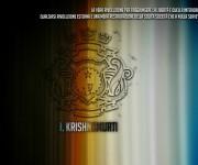 Krishnamurti!