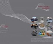 ROMA CAPITALE INVESTMENTS FOUNDATION - COMUNE DI ROMA: Proposta di coordinato -Copertina brochure