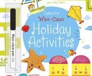 USBORNE Wipe-Clean  Holiday activities