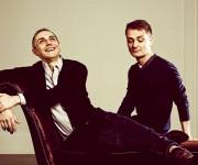 Fashion Designers Aquilano & Rimondi / Assigned by Vanity Fair