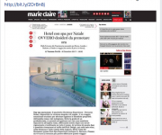 Marie Claire parla di EXIT SPA